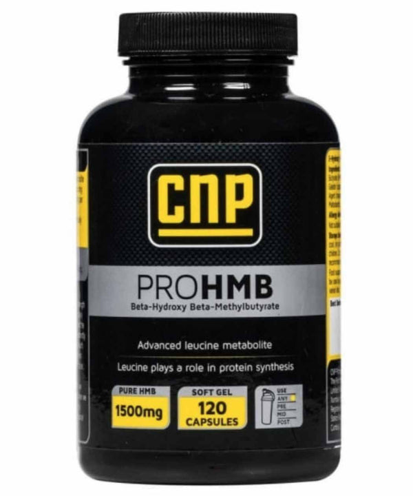 CNP HMB (Beta-hydroxy Beta-methylbutyrate) 120 Capsules