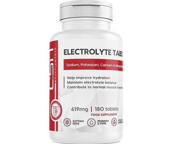 CSN Supplements Electrolyte Tabs 180 caps