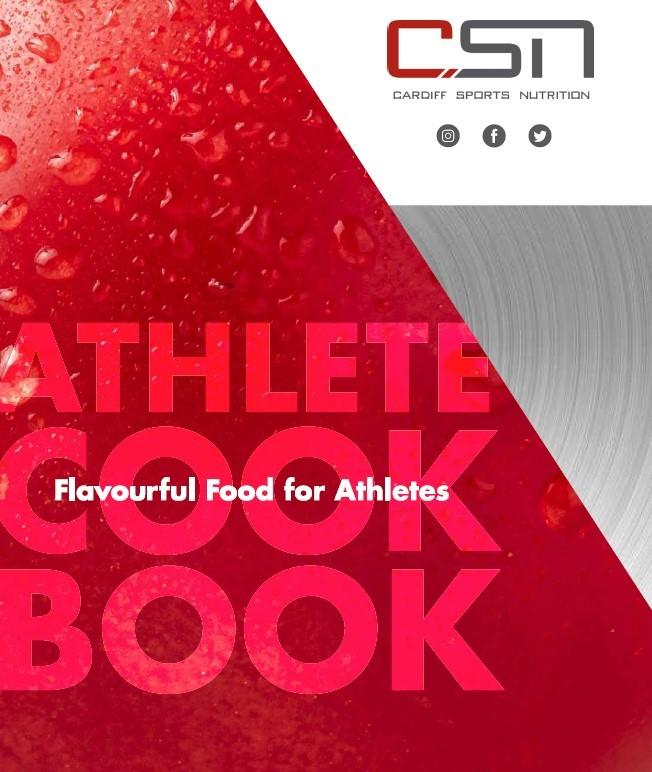 Athlete Cook Book - Free Download