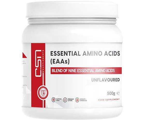 CSN Supplements Essential Amino Acids (EAAs) 500g