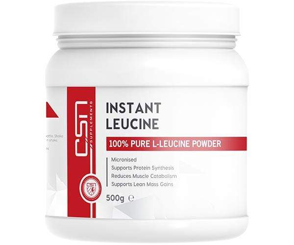 CSN Supplements L-Leucine Powder 500g