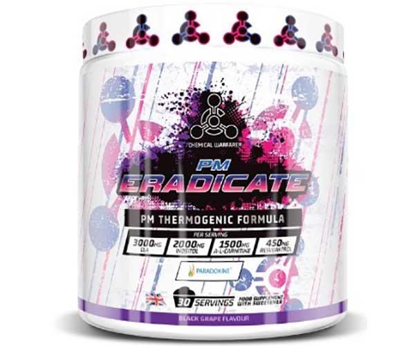 Chemical Warfare PM Eradicate 330g