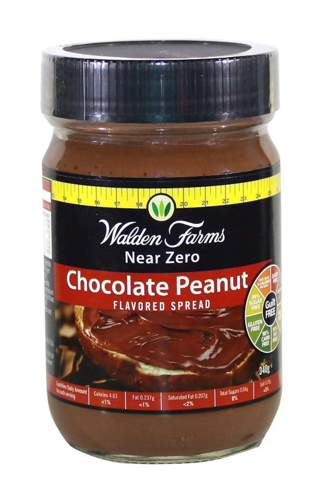 Walden Farms Chocolate Peanut Spread