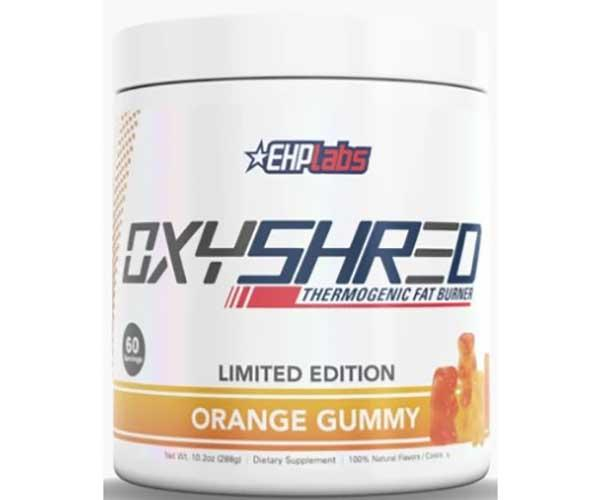EHP Labs OxyShred Ultra Thermogenic 270g