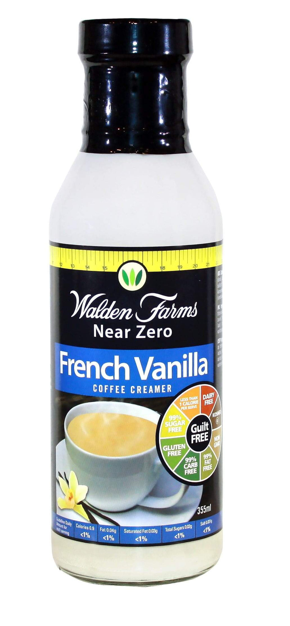 Walden Farms Coffee Creamers French Vanilla