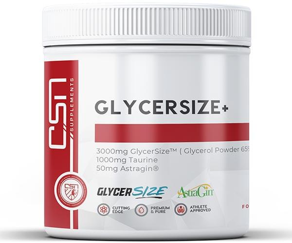 CSN Supplements GlycerSize+ 122g