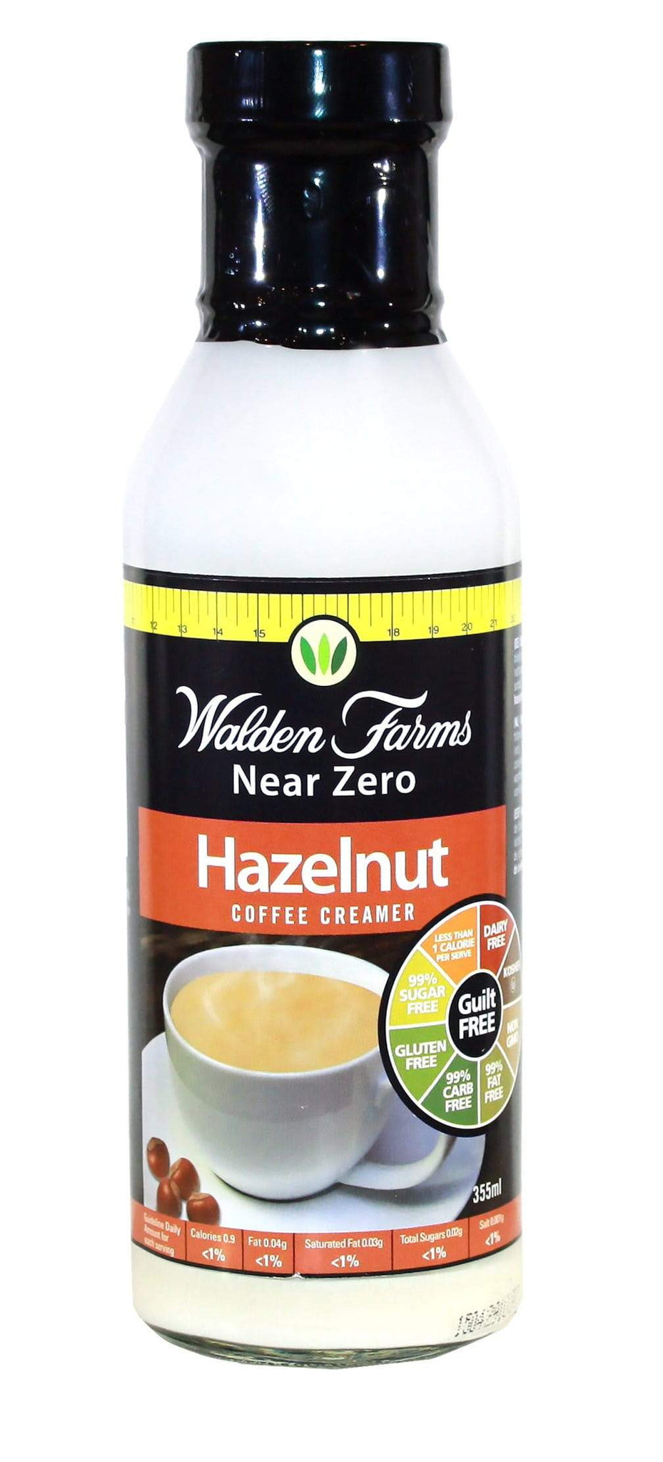 Walden Farms Coffee Creamers Hazelnut