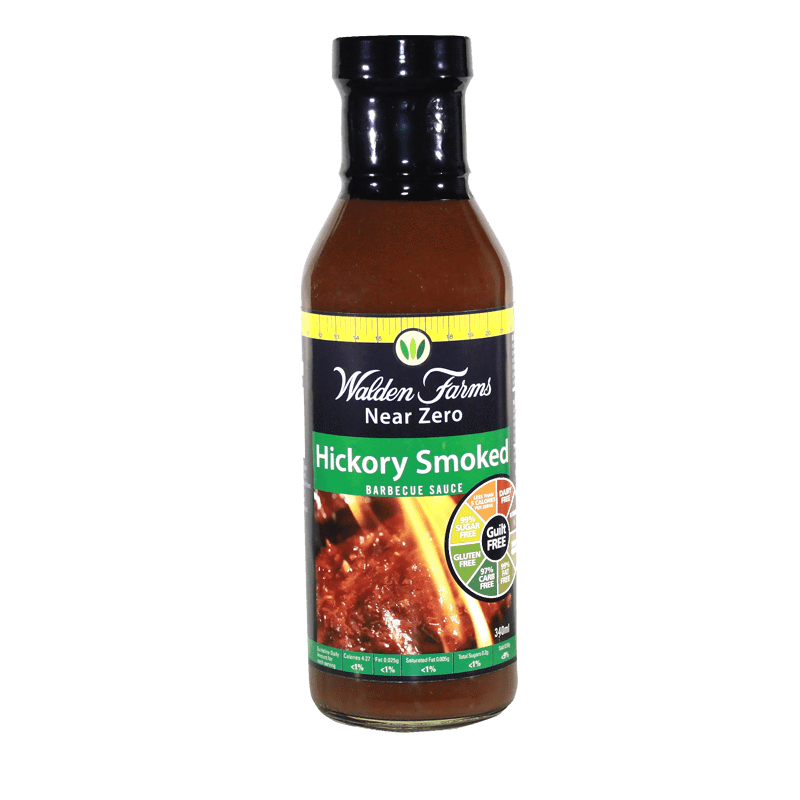 Walden Farms Hickory Smoked BBQ Sauce