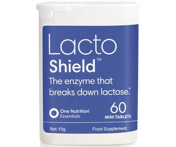 Inspired Health Lacto Shield 60 Tablets
