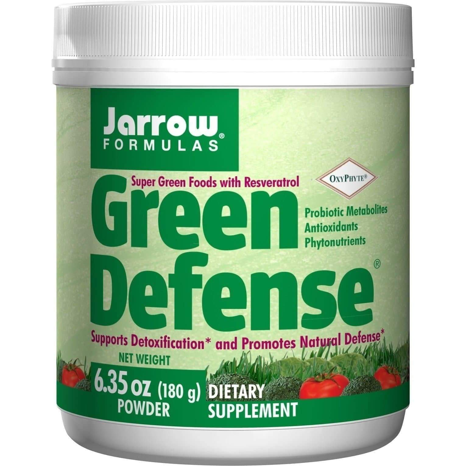 Jarrow Formulas Green Defense 180g