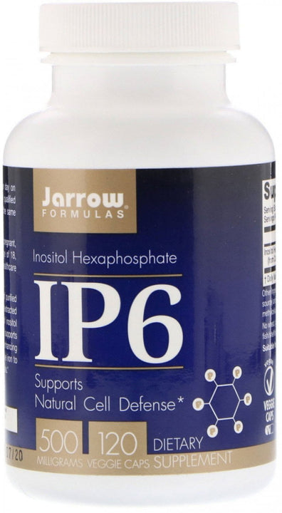 Jarrow Formulas IP6 500mg 120 Veggie Caps