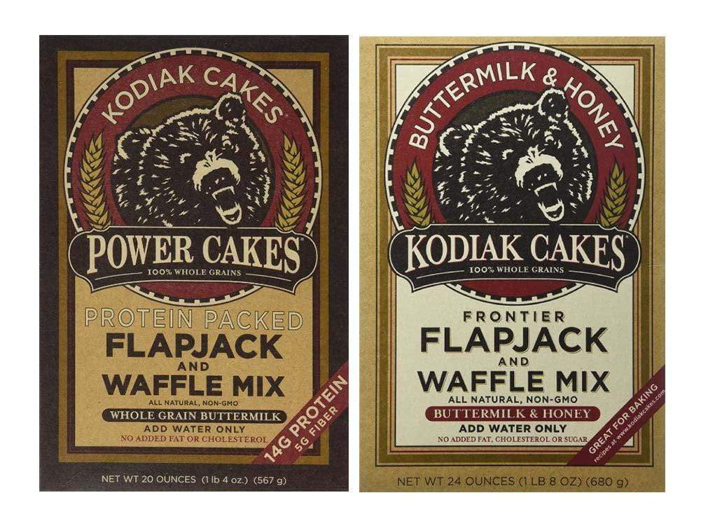 Kodiak Cakes Frontier Flapjack and Waffle Mix Buttermilk & Honey 680g