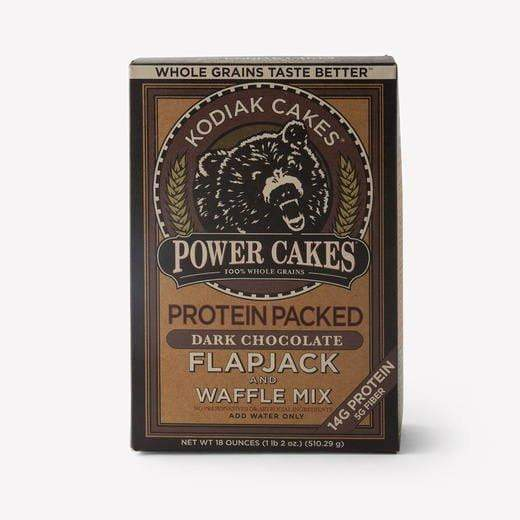 Kodiak Cakes Power Cakes  Flapjack & Waffle Mix Dark Choc 510g