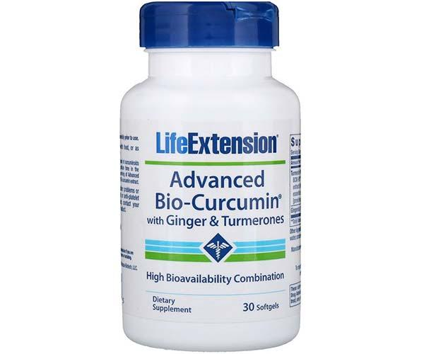 Life Extension Advanced Bio-Curcumin 30 Softgels