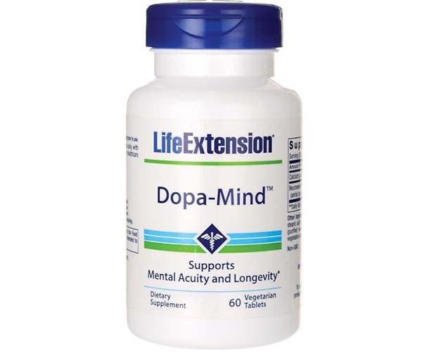 Life Extension Dopa-Mind 60 Veg Caps
