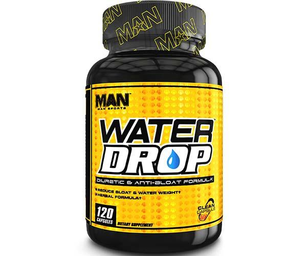MAN Sports Water Drop 120 Caps