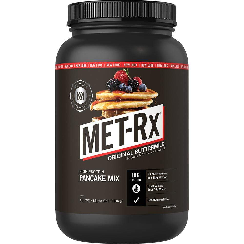 MET-Rx Buttermilk High Protein Pancakes 908g