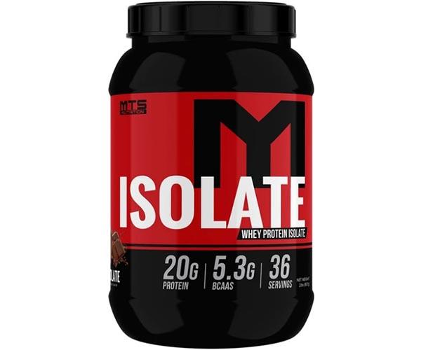 MTS Nutrition Grass-Fed Whey Isolate 900g