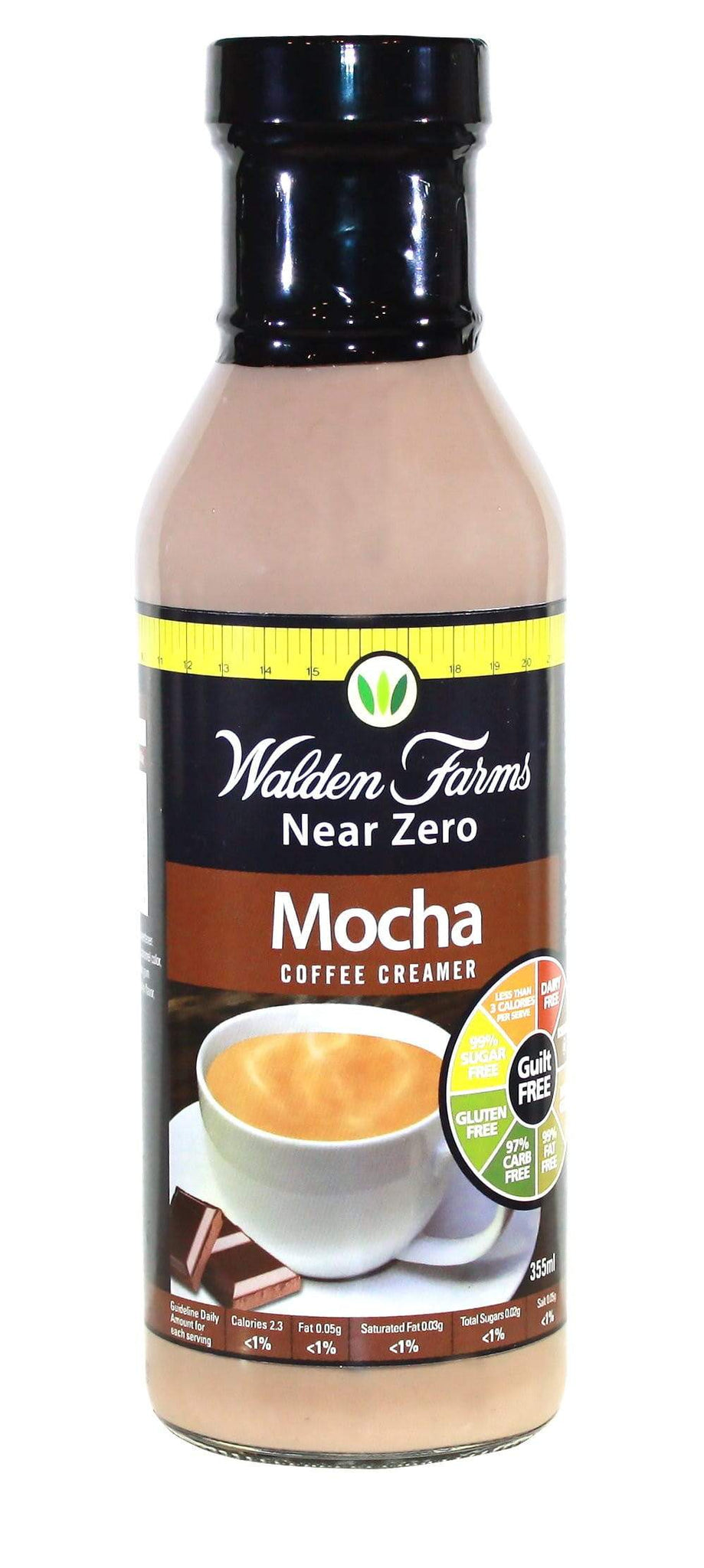 Walden Farms Coffee Creamers Mocha
