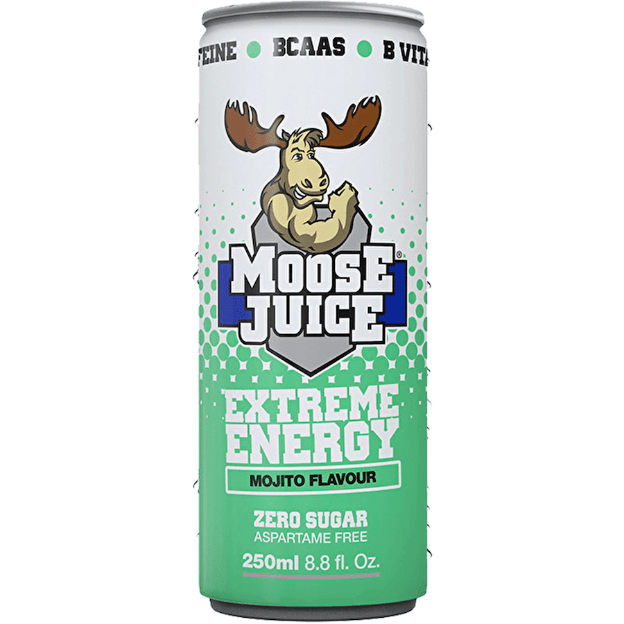 Muscle Moose Mojito Juice Single 250ml