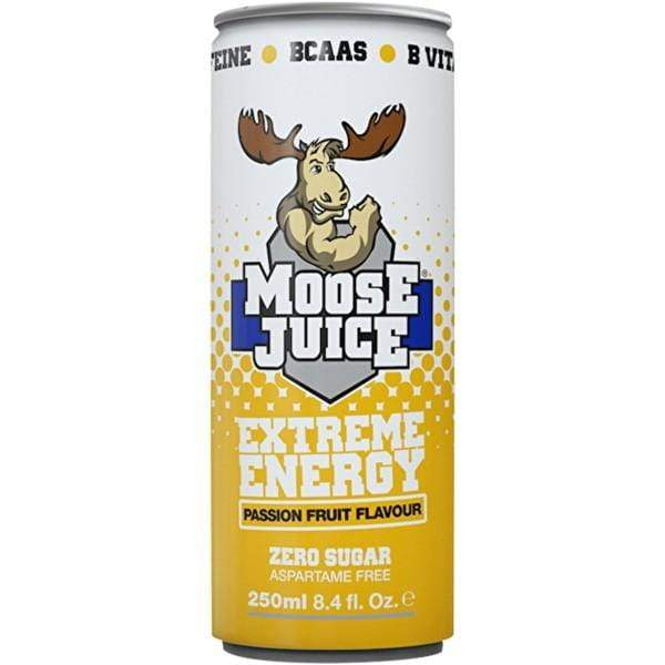 Muscle Moose Passion Fruit Juice Single 250ml