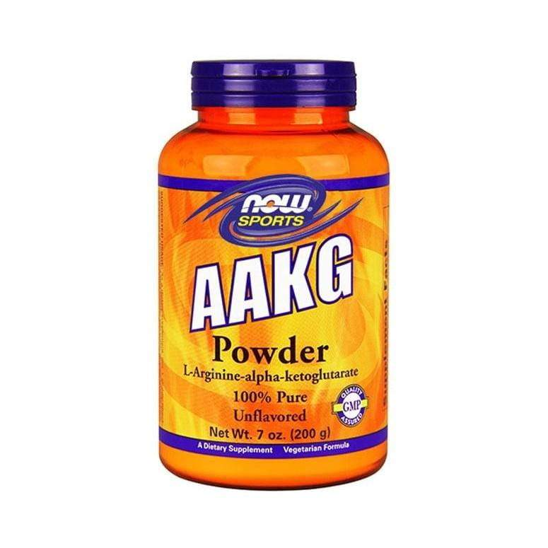 NOW Foods AAKG Powder 200g