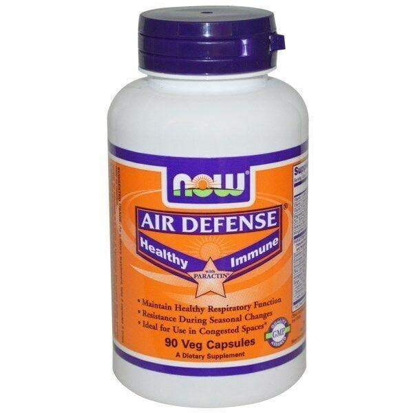 NOW Foods Air Defense Immune Booster 90vcaps