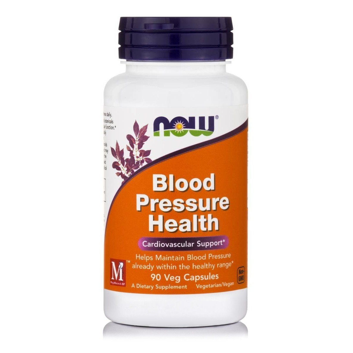 NOW Foods Blood Pressure Health 90caps