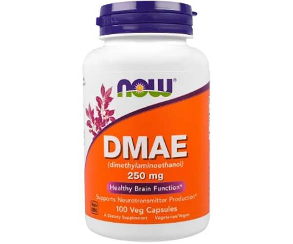 Now Foods DMAE 250mg 100 Veg Caps