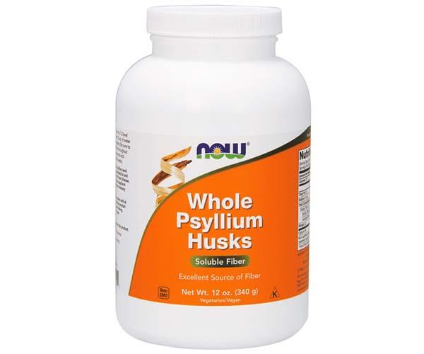 Now Foods Whole Psyllium Husks 340g