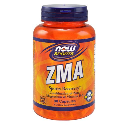 Now Foods ZMA 90 caps