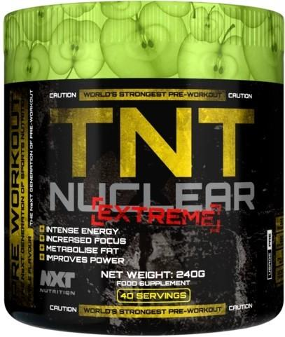 NXT Nutrition TNT Nuclear Extreme