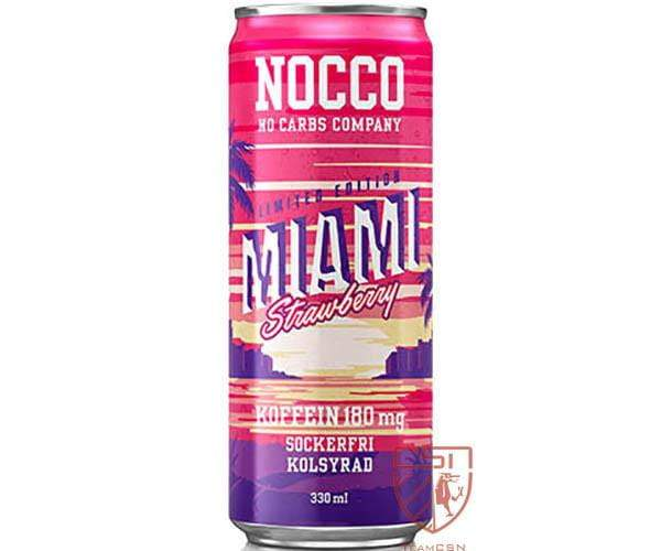 NOCCO BCAA Drink with Caffeine 330ml