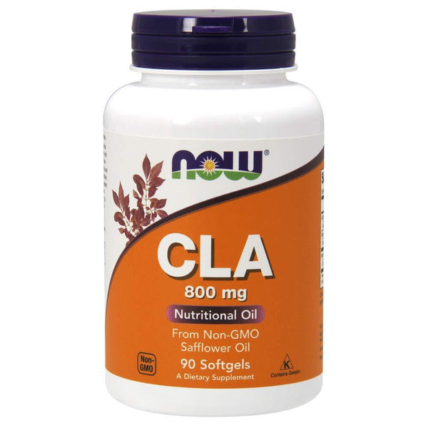 Now Foods CLA 800mg 180 Softgels