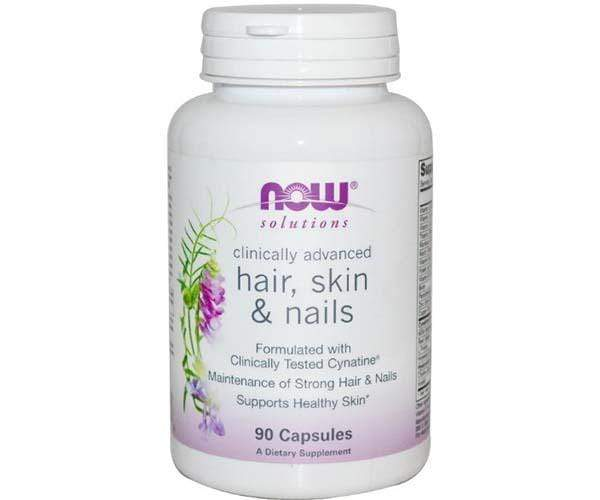 NOW Foods Solutions Hair, Skin & Nails 90caps