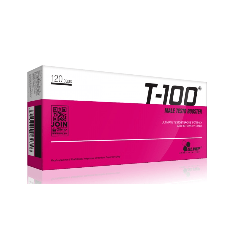 Olimp Sport Nutrition T-100 120 Caps
