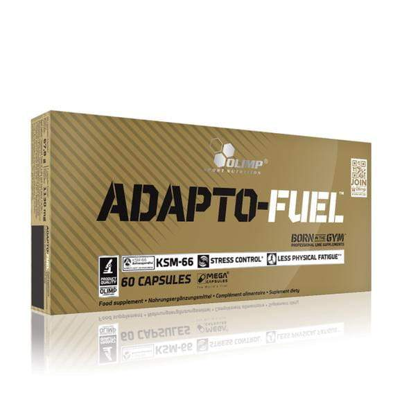 Olimp Sport Nutrition Adapto-Fuel 60 Capsules