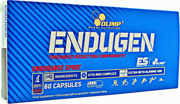Olimp Sport Nutrition Endugen 60 Caps