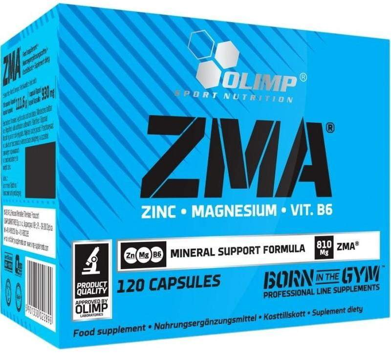Olimp Sport Nutrition ZMA 120 caps