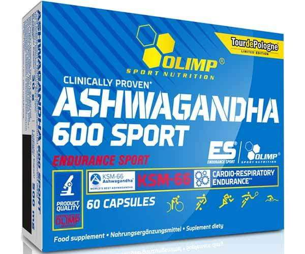 Olimp Sports Nutrition Ashwagandha 600 Sport - 60 Caps
