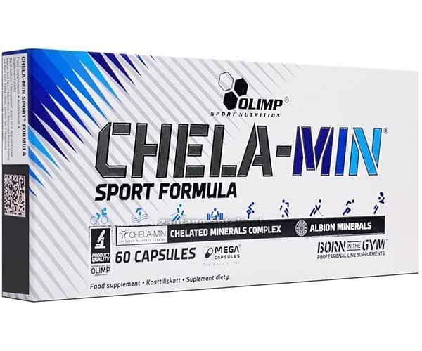 Olimp Sports Nutrition Chela-Min 60 Caps