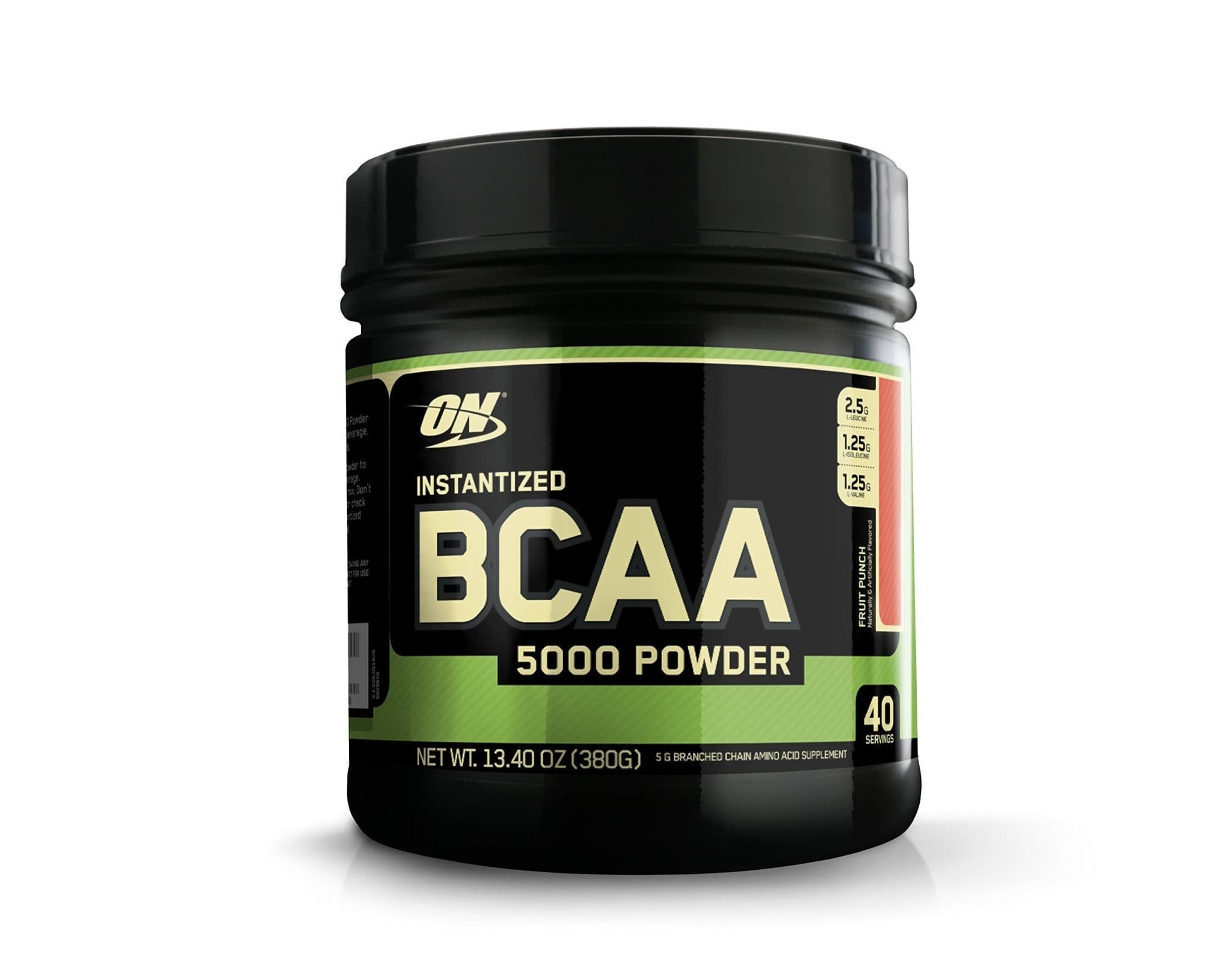 Optimum Nutrition BCAA 5000 Powder 324g