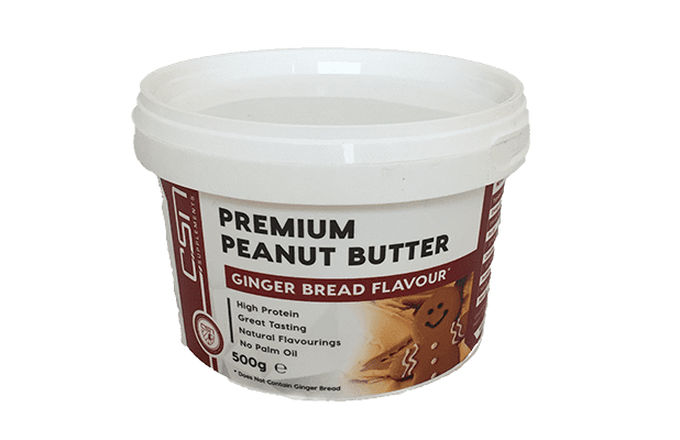CSN Supplements Premium Peanut Butter Gingerbread 500g