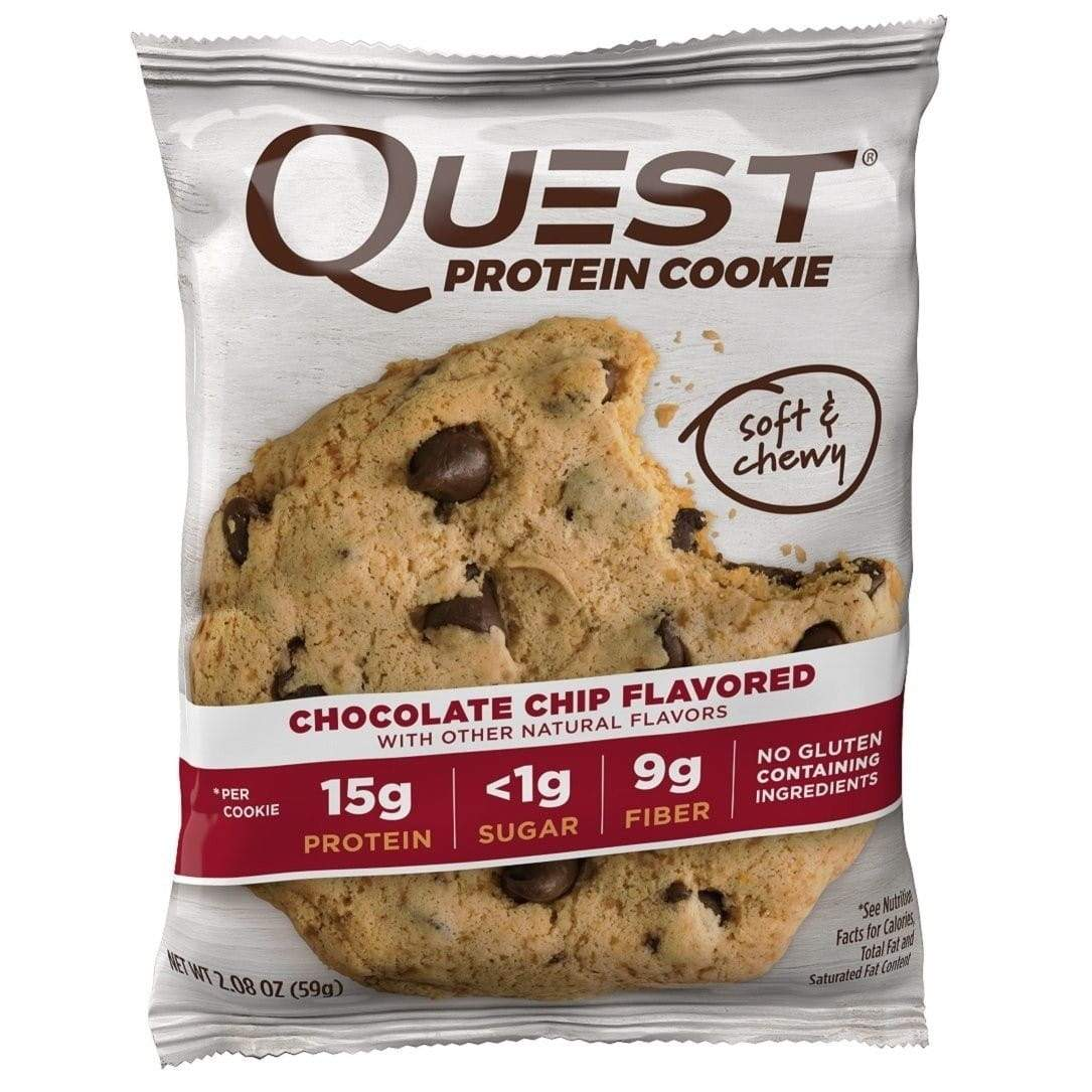Quest Nutrition Protein Cookie Box