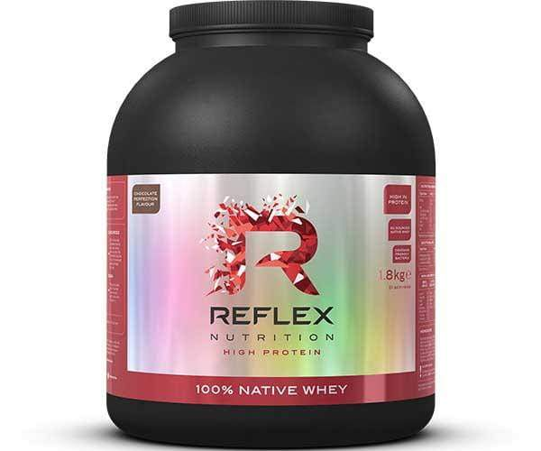 Reflex Nutrition 100% Native Whey 1.8kg