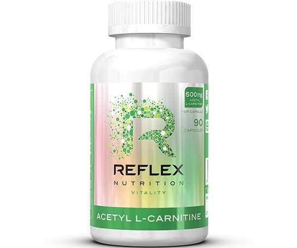 Reflex Nutrition Acetyl L-Carnitine 500mg 90 caps