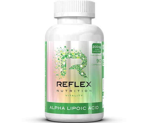 Reflex Nutrition Alpha Lipoic Acid 90 Caps