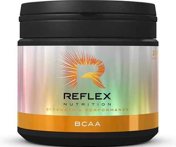 Reflex Nutrition BCAA 200ct