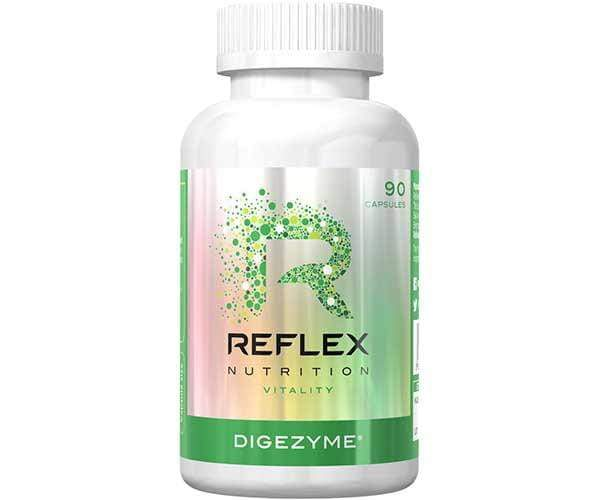 Reflex Nutrition DigeZyme 160mg 90 Caps
