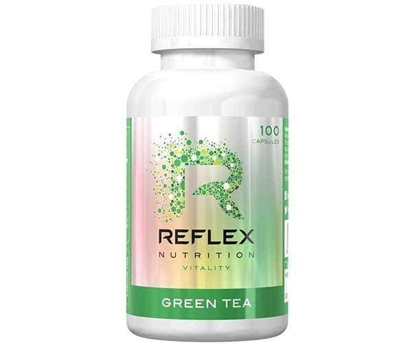 Reflex Nutrition Green Tea 100 Caps